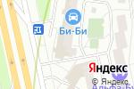 Схема проезда до компании Этнопирог в Москве