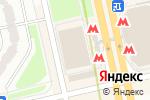 Схема проезда до компании Ломбард Звезда в Москве
