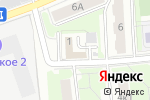 Схема проезда до компании Центр контроля качества воды в Москве