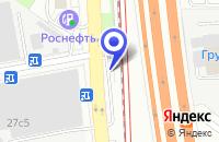 Схема проезда до компании СТО АЙРТОН в Москве