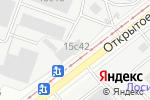 Схема проезда до компании НГК Охрана в Москве