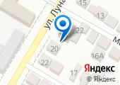БЮРО ПОГОДЫ на карте