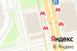 Схема проезда до компании Самовар в Москве