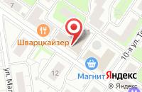 Схема проезда до компании Строитель в Москве