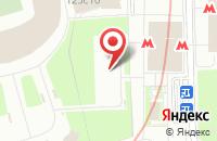 Схема проезда до компании Спортивный Клуб  в Москве