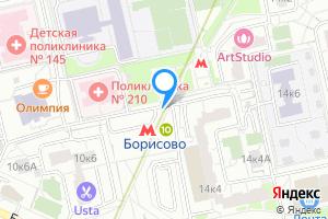 Снять комнату в трехкомнатной квартире в Москве м. Борисово, метро Борисово