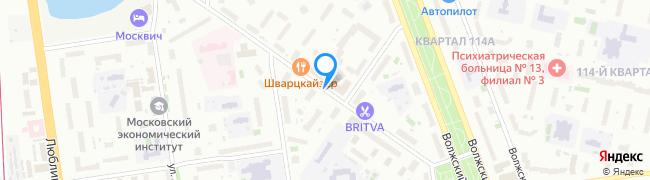 улица Текстильщиков 8-я