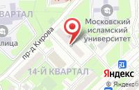 Схема проезда до компании Суши Fresh в Павловском Посаде
