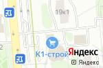 Схема проезда до компании Constant в Москве