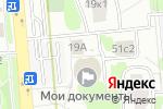 Схема проезда до компании Vet Moscow в Москве