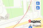 Схема проезда до компании Пончики и блинчики в Москве