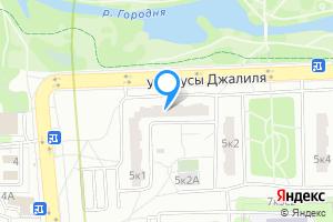 Однокомнатная квартира в Москве м. Борисово, улица Мусы Джалиля, 5к1
