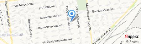 Детский сад №191 на карте Донецка