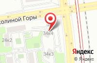 Схема проезда до компании Автотест в Москве