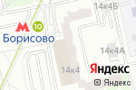 Схема проезда до компании Купить Полис в Москве