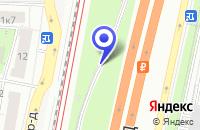 Схема проезда до компании ТОРГОВО-ПРОМЫШЛЕННАЯ КОМПАНИЯ ТИНКО в Москве