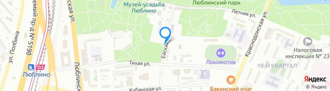 Ейская улица