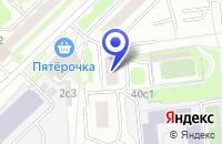 Схема проезда до компании КОНСАЛТИНГОВАЯ КОМПАНИЯ МИС-ИНФОРМ в Москве