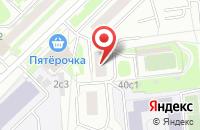Схема проезда до компании Казанский завод профильных труб в Столбище
