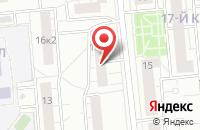 Схема проезда до компании Спецстрой-Альянс в Москве