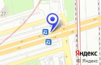 Схема проезда до компании АПТЕКА ФЛОРИЯ в Москве