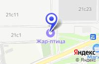 Схема проезда до компании ПТФ ЗЕРКАЛЬНЫЕ ГРАНИ в Москве