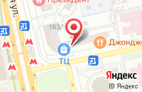 Схема проезда до компании Ремстройплюс в Москве
