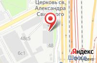 Схема проезда до компании Социос в Москве