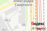 Схема проезда до компании АЛВИК-ЭНЕРГО в Москве
