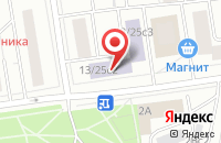 Схема проезда до компании Сервис-Маркет в Москве