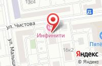 Схема проезда до компании Спецстройсервис в Москве
