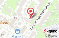 Схема проезда до компании Артитори в Москве