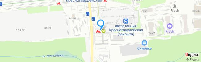 метро Зябликово