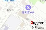 Схема проезда до компании Ветеринарный центр в Москве