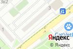 Схема проезда до компании Атлант Оценка в Москве