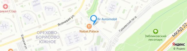 Тамбовская улица