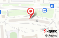 Схема проезда до компании КаВа Дент в Новом Шигалеево