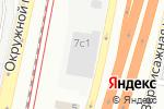 Схема проезда до компании РЫБОЛОВНЫЙ МАГАЗИН WOBBLERSHOP.RU в Москве