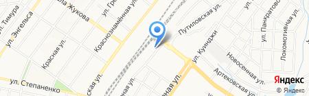 Пряжа от ведущих производителей на карте Донецка