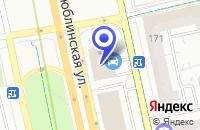 Схема проезда до компании СЕРВИС-ЦЕНТР АВТО ЛЕОН в Москве