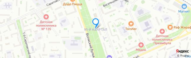 квартал Волжский Бульвар 95