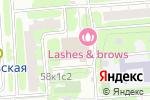 Схема проезда до компании Twostu в Москве