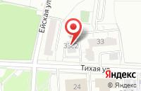 Схема проезда до компании Сандерс в Москве