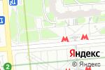 Схема проезда до компании ЛЭНД в Москве