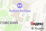 Схема проезда до компании Мытищинское управление ЗАГС в Пирогово