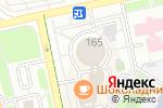 Схема проезда до компании АКБ Абсолют Банк в Москве