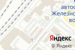 Схема проезда до компании Вагон-ресторан в Донецке