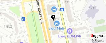 Ферстгрупп на карте Москвы