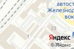 Схема проезда до компании Мясной маркет в Донецке