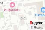 Схема проезда до компании Пионер-Сервис в Москве